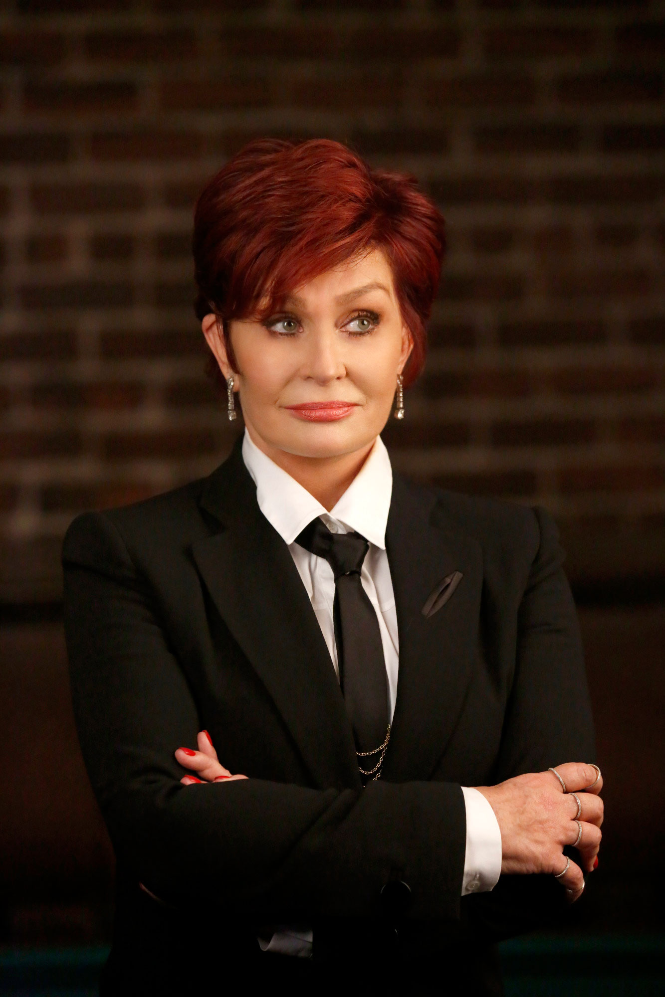 Sharon Osbourne on