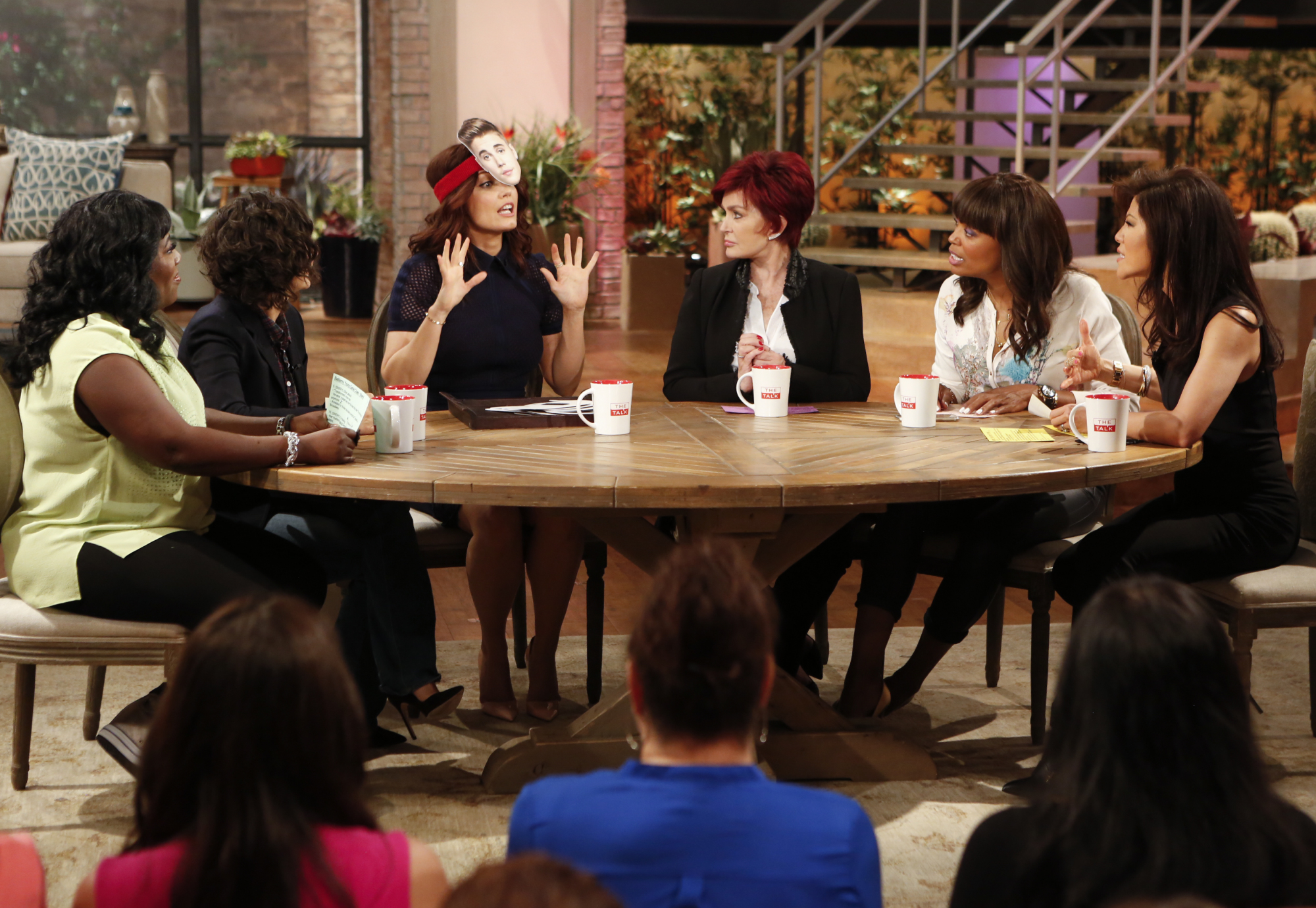 8. Hearing Bellamy Young's story about meeting the Obamas.