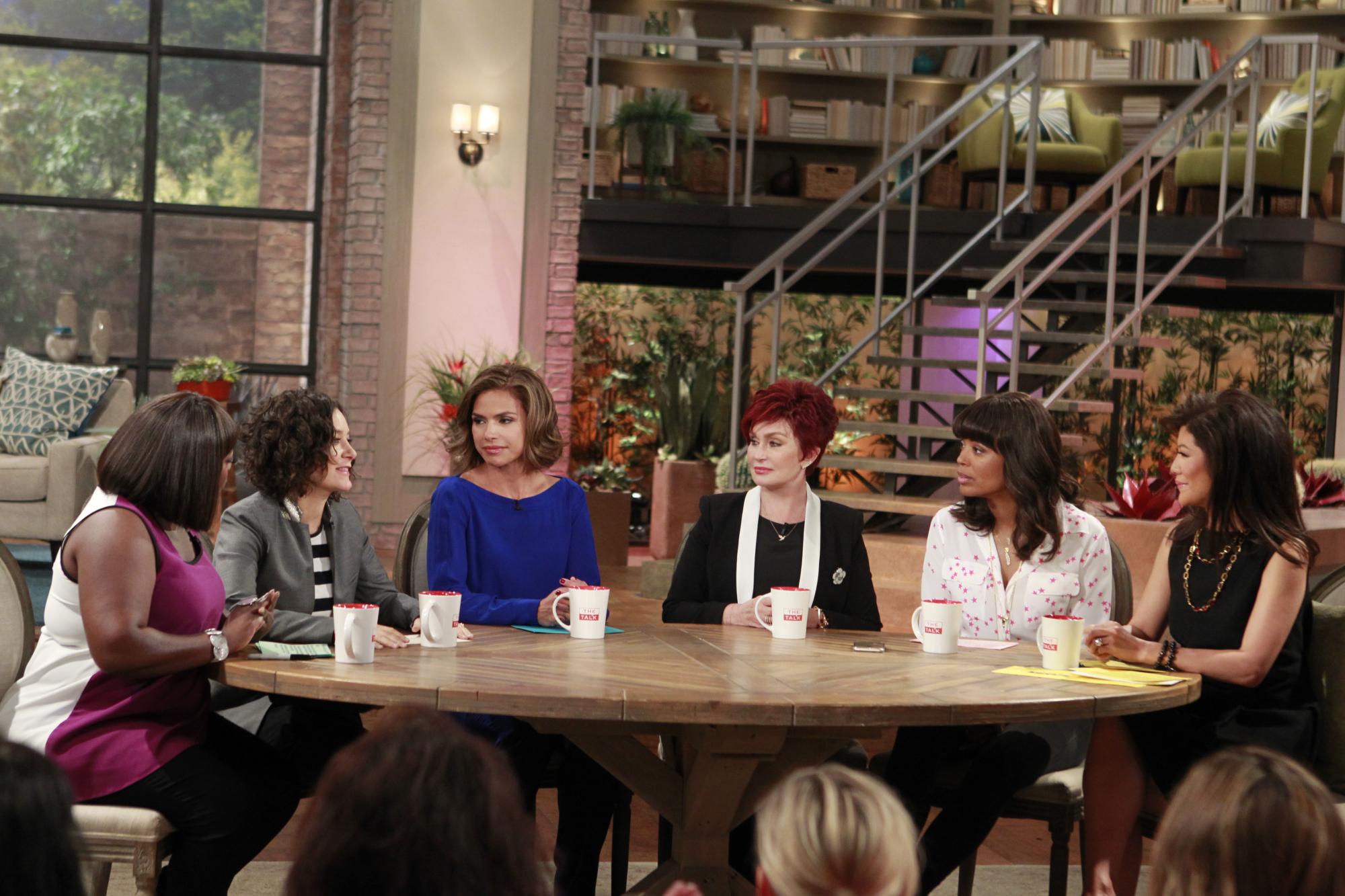 1. Having incredible guest co-hosts join the ladies all week.