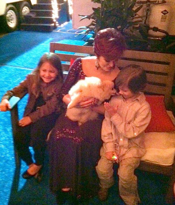 26. Children love Bella.