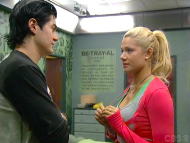 Will and Janelle (Big Brother 7)