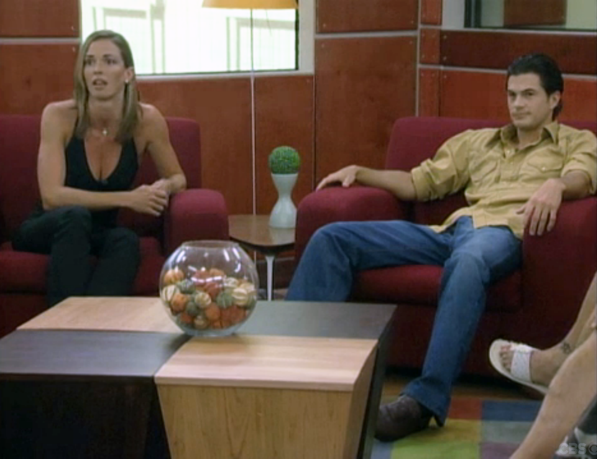 Will and Shannon (Big Brother 2)
