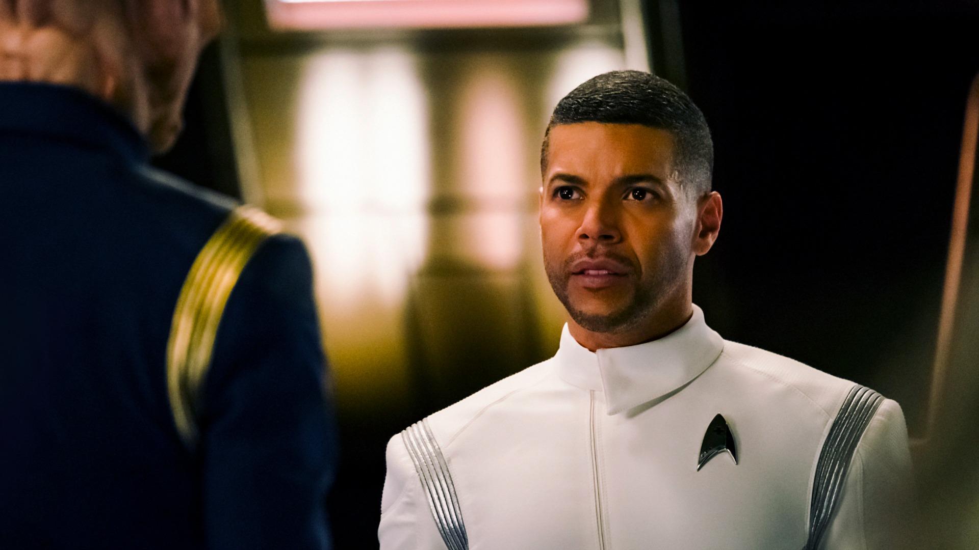Wilson Cruz from Star Trek: Discovery