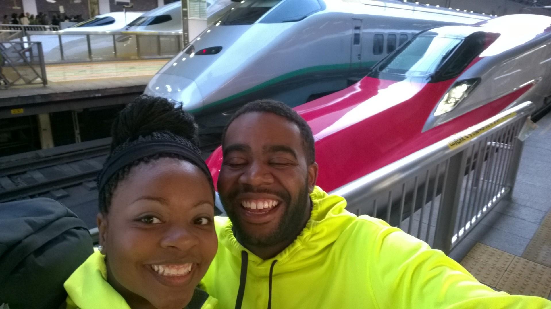 CJ and Lebya