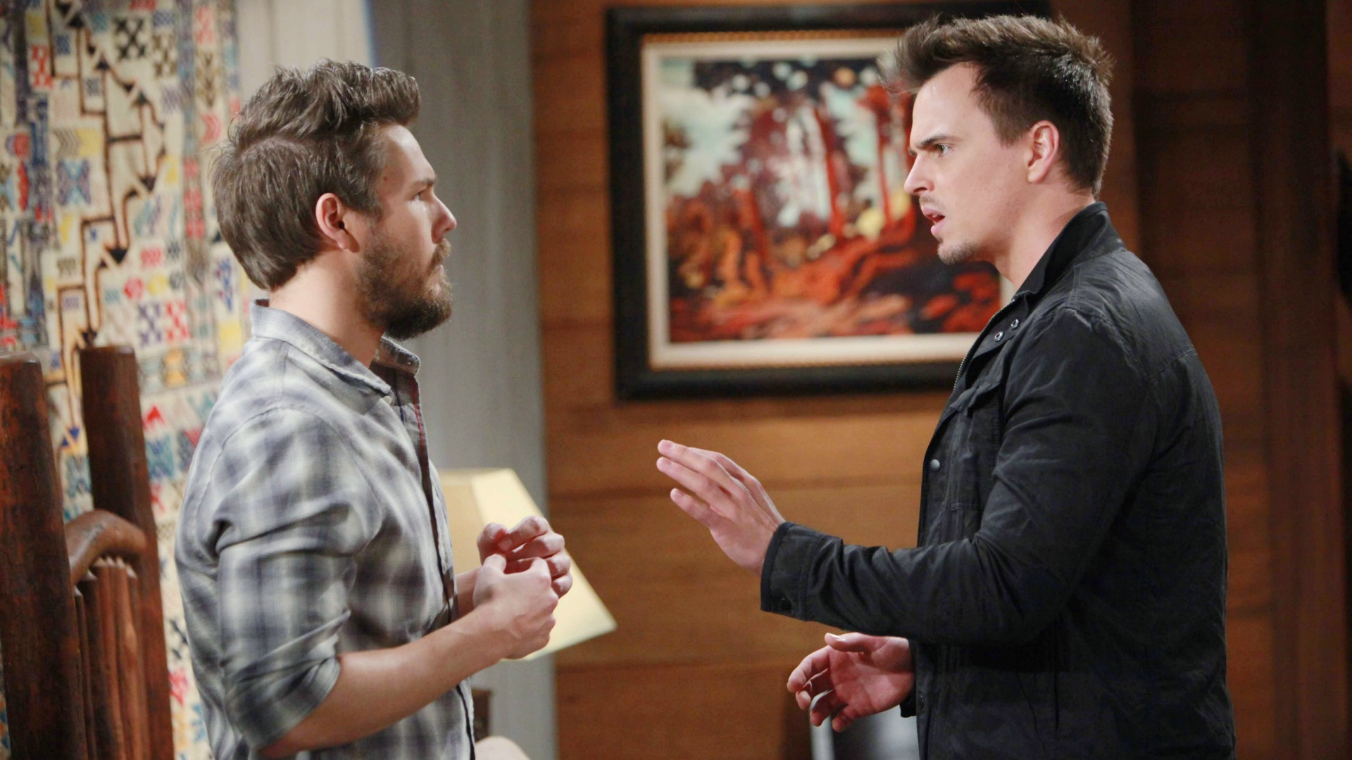 Which Spencer brother can make Steffy happiest?