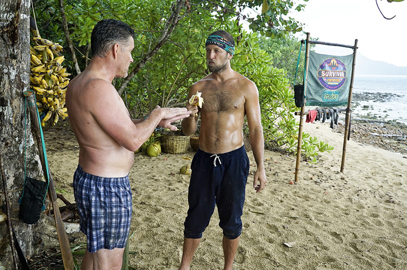 8. Which castaway could you see winning the title this second time around?