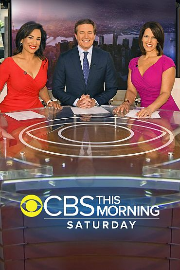 CBS This Morning: Saturday