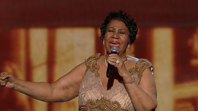 Watch A Late Show Tribute To Aretha Franklin