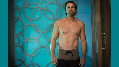 How Joshua Morrow Of Y&R Stays Fit And Focused