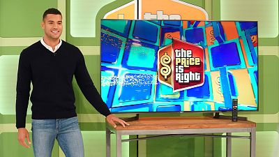 The Price Is Right Welcomes Former NFL Player Devin Goda