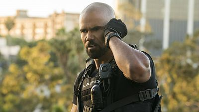 Shemar Moore Brings The Heat In S.W.A.T.'s Series Premiere