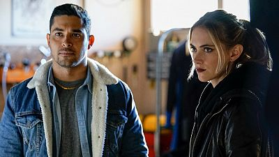 Torres And Bishop Couple Up On NCIS
