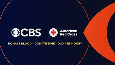 CBS Partners With The American Red Cross