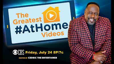 The Greatest #AtHome Videos Returns For Four New Specials Hosted By Cedric The Entertainer