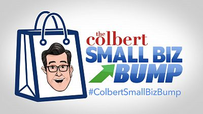 How To Submit A Small Business In Need For A Colbert Small Biz Bump