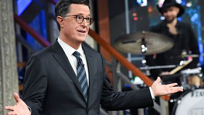 Who Is Stephen Colbert Talking About?