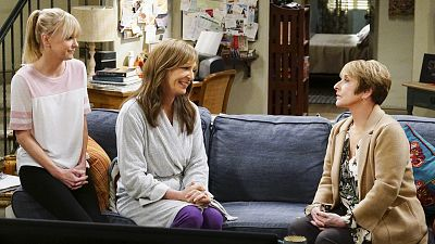 Broadway Legend Patti LuPone Makes A Special Guest Appearance On Mom