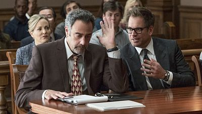 Brad Garrett's Improvised Moment On Bull Shows Why He's An Emmy Award Winner