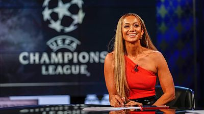 Getting To Know Sports Broadcaster Kate Abdo
