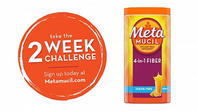 Mission Possible: The Metamucil Two-Week Challenge