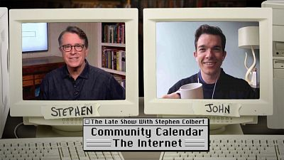 ​Community Calendar: The Internet, With John Mulaney