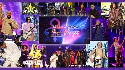 Let's Go Crazy: The GRAMMY Salute To Prince Airs Apr. 21