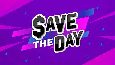 $ave The Day #3 Sweepstakes