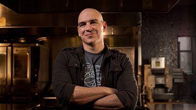 Make Chef Michael Symon's Super Bowl Sandwiches