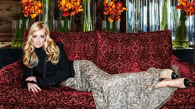 Beth Behrs Looks Fabulous In These Fashion Photos