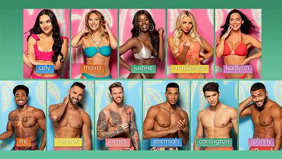 Who's In The Season 2 Cast Of Love Island USA?