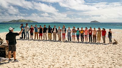 Who's In The Cast Of Survivor Season 40: Winners At War?